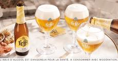 3000 bières Leffe d'Été offertes