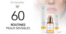 60 routines de soins Dr. Hauschka à tester
