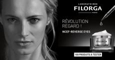 100 soins Reverse Eyes de Filorga à tester