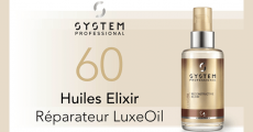 60 huiles System Professional offertes