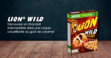 400 paquets de céréales Lion Wild offerts