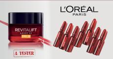 100 routines de soins Revitalift Laser X3 de L'Oréal Paris à tester 0 (0)