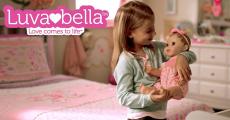 25 poupées interactives Luvabella offertes