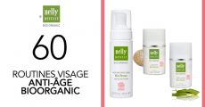 A tester : 60 routines de soins visage Nelly