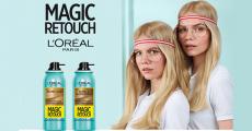 80 sprays Magic Retouch de l'Oréal Paris offerts
