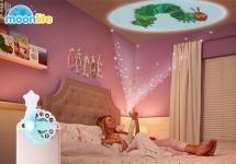 20 projecteurs de contes de fées Moonlite offerts