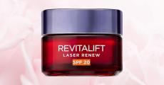 40 soins Revitalift Laser X3 de L'Oréal Paris à tester