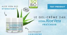 Gel-crème Hydra Aloe Vera de So'Bio Etic à tester 4.7 (3)