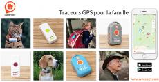 100 traceurs GPS connectés Weenect offerts