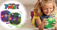 60 consoles de jeux Rockit Twist de Vtech à tester
