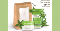 A tester : 100 routines Sebo Végétal de Yves Rocher