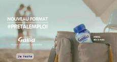 20 packs de lait infantile Gallia Calisma 2 offerts !