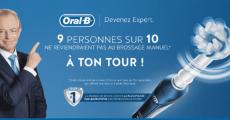 4000 brosses à dents électriques Pro Oral-B 2 gratuites ! 0 (0)