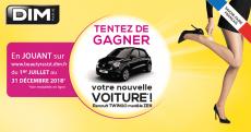 En jeu : 1 voiture Renault Twingo