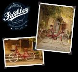 Un vélo Pashley à gagner avec Tyrrells !