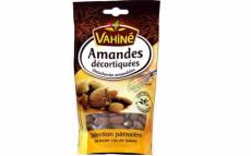 Gagnez un assortiment de produits Amandes Vahiné !