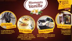 Gagnez un assortiment de produits Vanille Vahiné