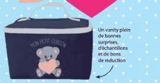 Vanity bébé Cora offert (cadeaux, échantillons et bons de réduction)