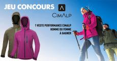 En jeu : 1 veste Performance pour hommes ou femmes