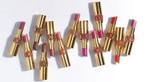 Tentez de remporter 4 coffrets de rouges à lèvres Yves Saint Laurent Beauty