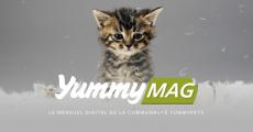 Découvrez le premier magazine 100% digital de Yummypets ! 0 (0)