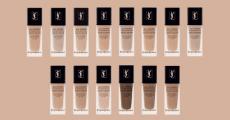 Échantillons gratuits des fonds de teint Yves Saint Laurent !